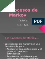 Cadenas de Markov(1)(1)