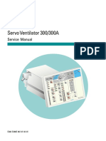 Servo 300-300A Service Manual