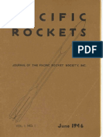 Pacific Rocket Society Journal V1 N1