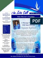 The Zeta Call 2016