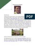 Fernando Amorsolo Case Study