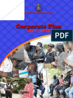 JCF Corporate Plan 2015-2018