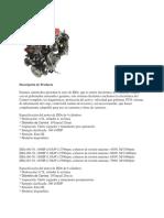 Motor ISDe