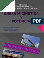 ENERGIA Cinetica y Potencial