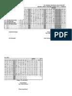Parkit Format Jadwal Dinas Otomatis