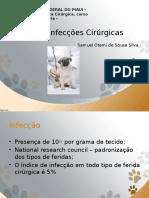 Infecções Cirúrgicas Seminário. Pptx