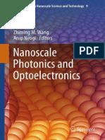 Nanoscale Photonics and Optoelectronics