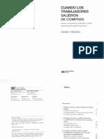 Milanesio, Cuando Los Trabajadores Salieron de Compras (Caps. 1 y 4)
