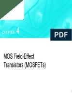 Cap04 Mosfet