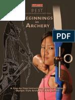 Beginnings in Archery