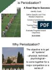Archery Periodization Presentation 2006