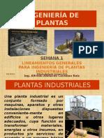 Lineamientos Proyecto Ingeniería Plantas