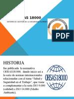 Presentacion Iso 18000 22000