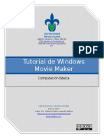 Tutorial Windows MovieMaker