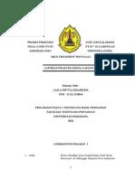 Laporan PKL di GKSI Milk Treatment Boyolali