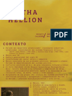 MARTHA HELLION