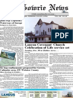 Oct 5 Pages - Gowrie