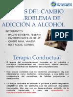 Expo 4 Psicoterapia Conductual
