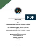 La Auditoría Interna En La Detección Y Prevención De Fraudes.pdf