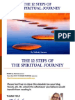 12 Steps of the Spiritual Journey Ebooklet