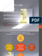 Valoración Del Paciente Oncológico Con Enfermedad Avanzada1