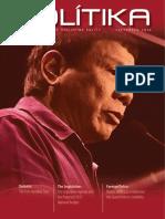Politika - Third Quarter 2016