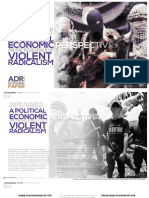Hunger to Anger in Aceh and Mindanao - A Political Economic Perspective on the Resilience of Violent Radicalism