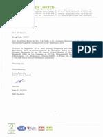 Scrutinizer Report [Company Update]