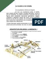 Arquitectura Islámica en España