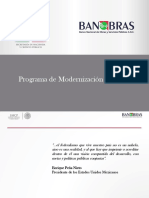 Presentación Programa de Modernización Catastral 2013