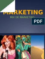1.Mix de Marketing