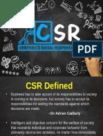CSR BK5