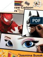 How To Draw Cartoon Characters.pdf