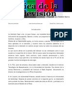 Fisica de La Television - Donald Fink y David Lutyens