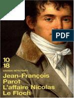 Parot, Jean-Francois - Nicolas Le Floch 04 - L'affaire Nicolas Le Floch.epub