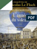 Parot, Jean-Francois - Nicolas Le Floch 11 - Lannée du volcan.epub