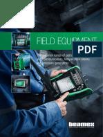 Beamex Field Equipment Brochure ENG