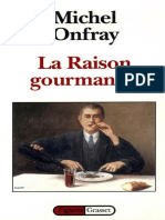 La raison gourmande.epub