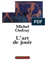 L'art de jouir.epub