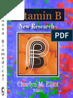 Vitamin B - New Research