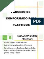 Conformado de Plasticos