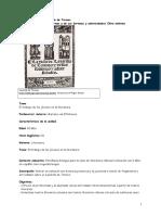 Lazarillo de Tormes Textos y Actividades Versie Jan 05