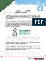 ESTRATEGIAS PARA EL DESARROLLO DE LA COMUNICACIÓN ORAL 2015-RHM