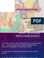 Visual Merchandising and Retail Associations