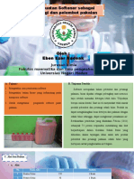 Pembuatan Produk Softener