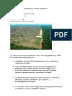 Problematica de La Amazonia