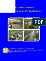 PEDOMAN TEKNIS PEMBERDAYAAN KELEMBAGAAN 2014 (1).pdf