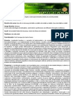 PPG-casa - Ementa Juliana Santilli - Programacao Curso_PPGCASA_2014