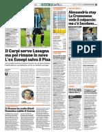 La Gazzetta dello Sport 04-10-2016 - Calcio Lega Pro