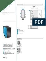 Distance Sensor DT20